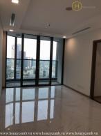 Good view with 2 bedrooms unfurnished in Vinhomes Landmark 81