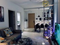 Modern decorated with 2 bedrooms apartment in Vista Verde