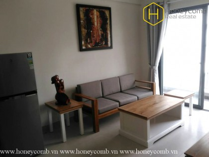 Two beds apartment with pool view in Masteri Thao Dien