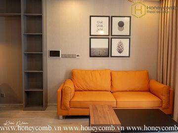 The picturesque 2 bedrooms-apartment in Vinhomes Golden River