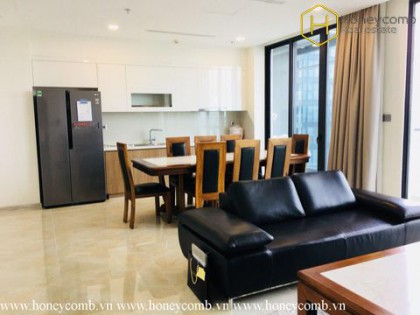 The luxurious 3 bedrooms-apartment in Vinhomes Golden River
