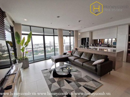 This is a desirable 3 bedrooms apartment in City Garden