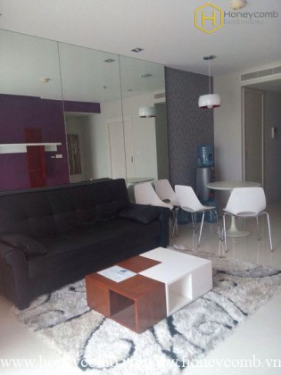 Fantastic 1 bed- apartment for rent in City Garden