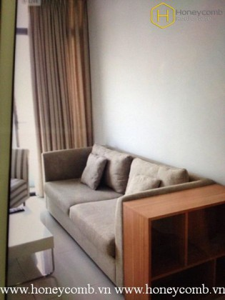 The cozy 1 bedroom-apartment for leasing in City Garden