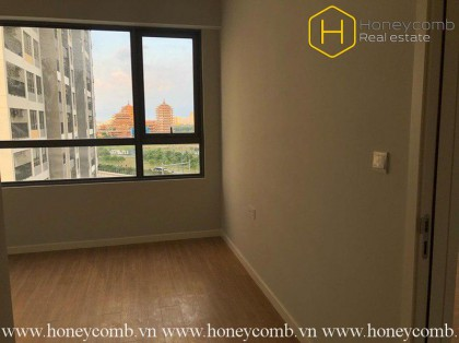 Are you seeking an unfurnished 2 bedrooms-apartment in Masteri An Phu ?