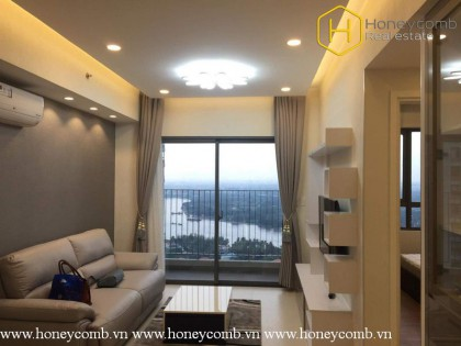 Great! 2 beds apartment with luxury design in Masteri Thao Dien