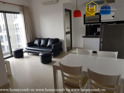 What do you think about this cozy 2 bedrooms-apartment in Masteri Thao Dien ?