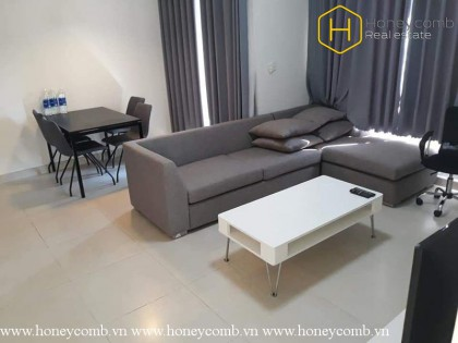 Amazing 2 beds apartment with river view in Masteri Thao Dien