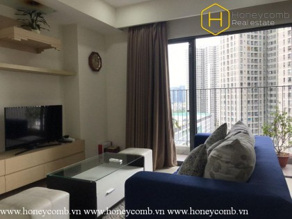 Fully furnished 2 bedrooms with brand new apartment in Masteri Thao Dien