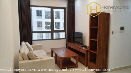 Look at this spacious 2 bedrooms-apartment in Masteri Thao Dien
