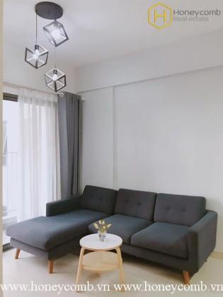 Good price 2 beds apartment high floor in Masteri Thao Dien
