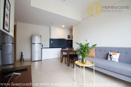 How do you feel about this wonderfull apartment in Masteri Thao Dien ?