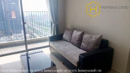Are you seeking a cozy 2 bedrooms-apartment in Masteri Thao Dien ?