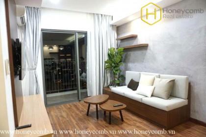Elegant 2-bedrooms apartment in Masteri Thao Dien for rent
