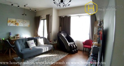 Luxury with 2 bedrooms apartment in Masteri Thao Dien