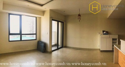 Unfurnished 2 bedrooms apartment in Masteri Thao Dien for rent