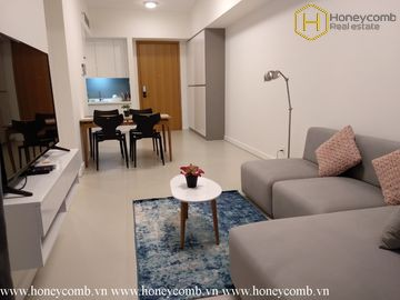 Modern Lifestyle with 1 bedrooms apartment in Gateway