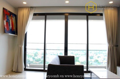The Nassim Thao Dien 2 bedrooms apartment with nice view