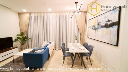 Wonderful 3 beds apartment with nice view in The Nassim Thao Dien