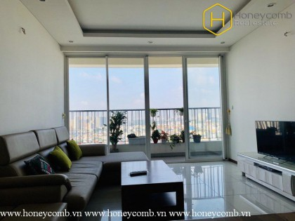 What do you think about this magnificent 2 bedrooms-apartment in Thao Dien Pearl ?