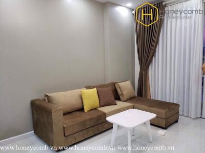 Amazing! 3 bedrooms- apartment for leasing in Tropic Garden