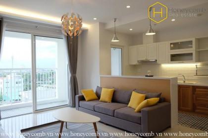 Bright and splendid 3 bedrooms apartment in Tropic Garden