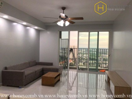 The rustic 3 bedrooms-apartment for leasing in Vista Verde