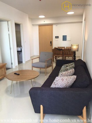The 2 bedrooms-apartment with elegant country style for leasing in Vista Verde