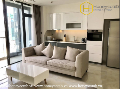Experience great lifestyle with this 2 bedrooms-apartment in Vinhomes Golden River