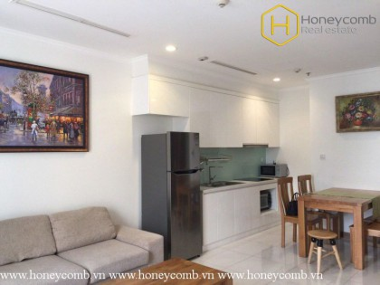 The 1 bedroom-apartment is enchanting in Vinhomes