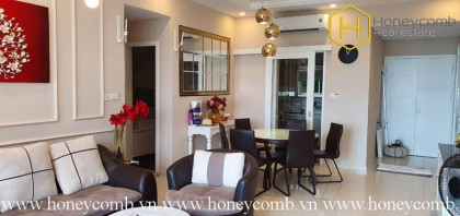 The 3 bedrooms-apartment with sky garden is very hot in The Vista