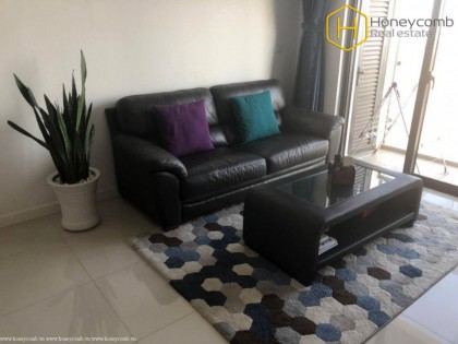 Cozy with 1 bedroom apartment in The Estella Heights for rent