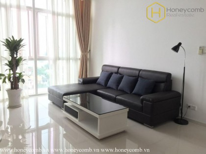 Modern style 2 bedrooms apartment in The Vista for rent