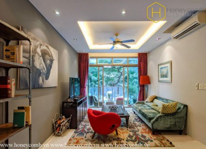 Modern Lifestyle with 2 bedrooms apartment in The Vista