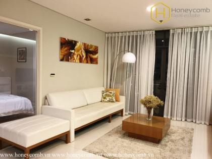 The picturesque 1 bedrooms-apartment in City Garden