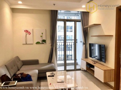 The luxurious 1 bedrooms-apartment in Vinhomes