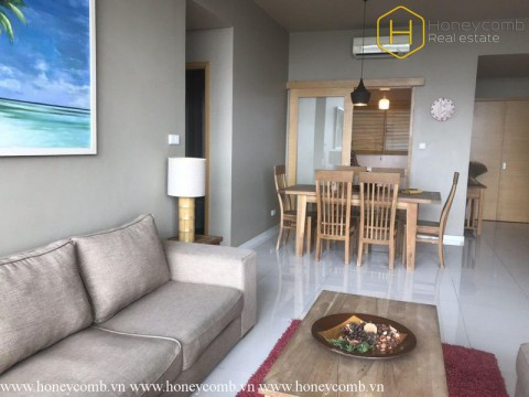 The elegant 3 bedrooms apartment for rent in The Vista An Phu