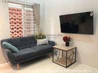 Serviced apartment in District 2- Rustic style and convenient location to heart of Saigon