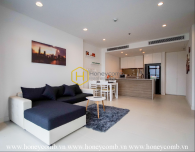 Art-inspired apartment with modern & chic design in City Garden ! Ready to rent !