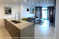 What you can see first in this City Garden apartment is the warmth and luxury ! Now for rent !
