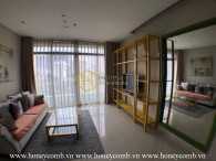 Stunning right? Tempting double apartments for rent in City Garden