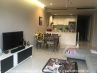 Best place to stay in Saigon: charming apartment located in City Garden for rent