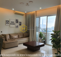 The Estella 2 beds apartment with high floor for rent
