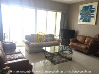The Estella 2 bedrooms apartment with city view for rent