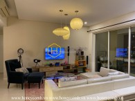 You will be fascinated by the extraordinary design of this wonderful apartment in The Estella