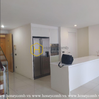 Spacious and airy penthouse in The Estella with amazing panoramic city view for rent