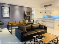 A new wave for your lifestyle with this urban and trendy designed apartment in Gateway