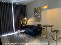 The beauty of elegance are what this 1bed-apartment gives you at Masteri An Phu