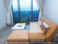 Fantastic 2 bedrooms apartment in Masteri Thao Dien for rent