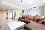 Aesthetic 3-beds apartment in Masteri Thao Dien for rent